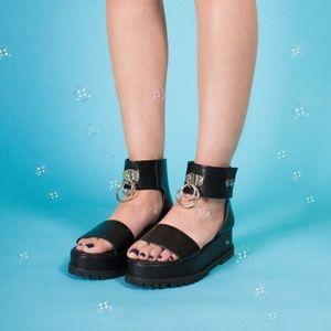 Women's Unif Platform Sandals